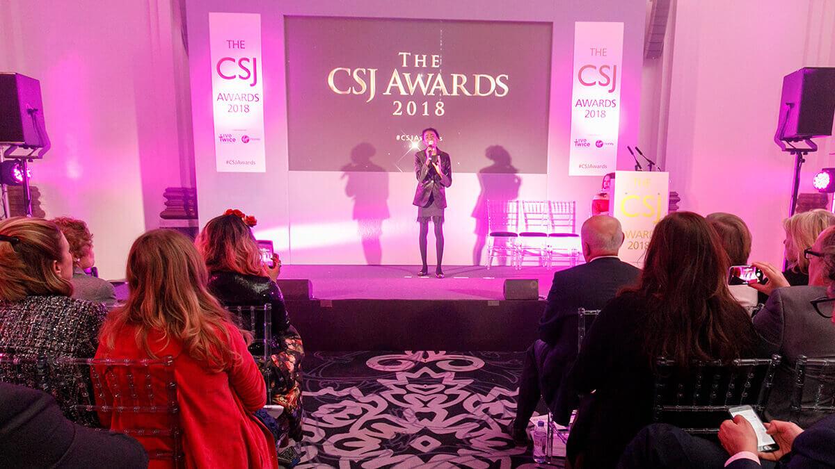 CSJ Awards 2021